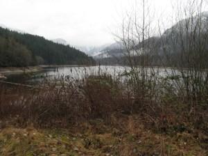 Stausee - Trinkwasser für Vancouver