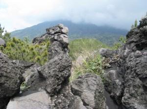 Vulkangebiet Sakurajima